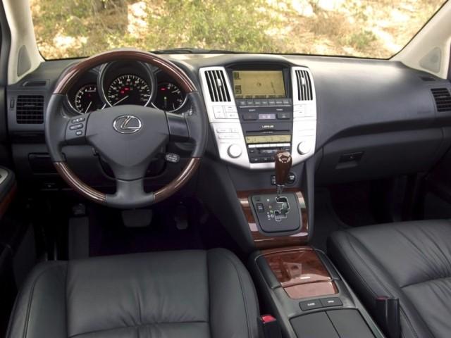 Lexus RX серии II (2003-2009)