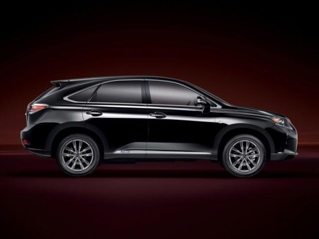 Lexus RX серии III (2009-н.в.)