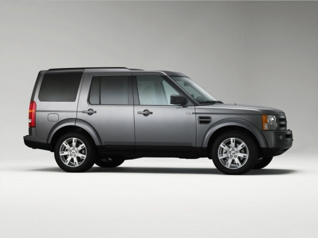 Land Rover Discovery III (2007-2009)