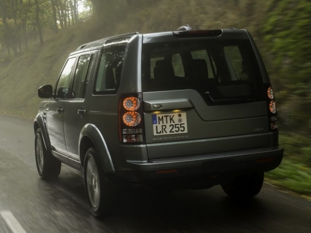 Land Rover Discovery IV (2009-н.в.)