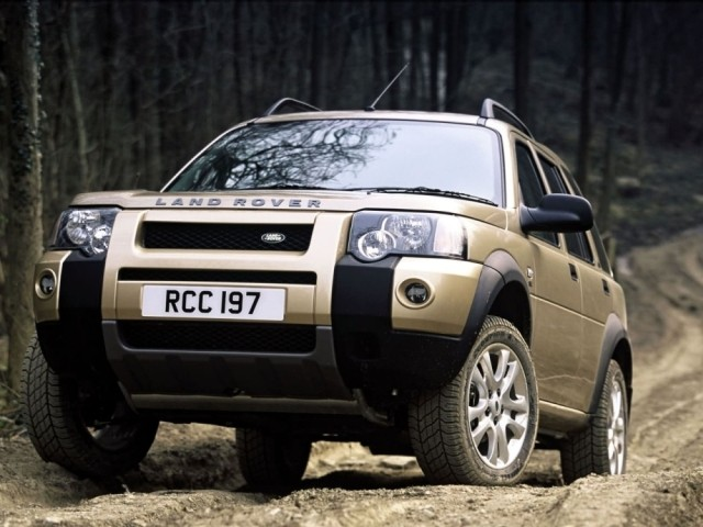 Land Rover Freelander I (1997-2007)