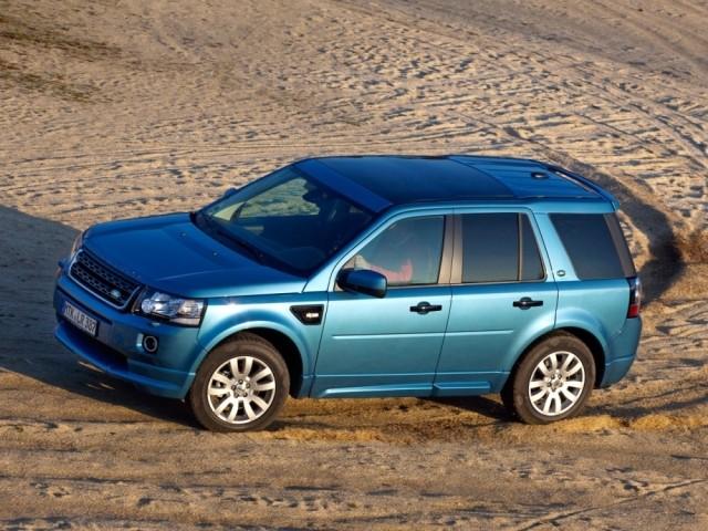 Land Rover Freelander II (2007-н.в.)