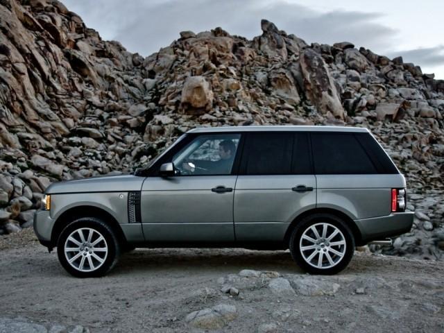 Land Rover Range Rover III (2002-2012)