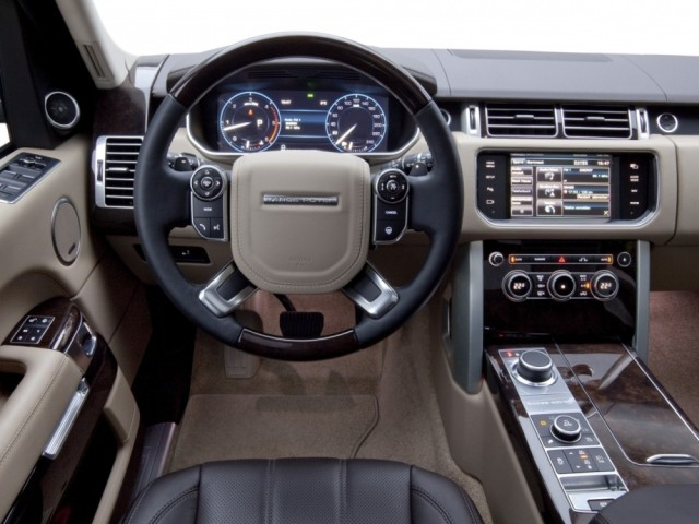 Land Rover Range Rover IV (2012-н.в.)