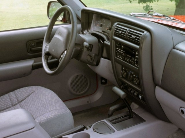 Jeep Cherokee (1997-2001) XJ