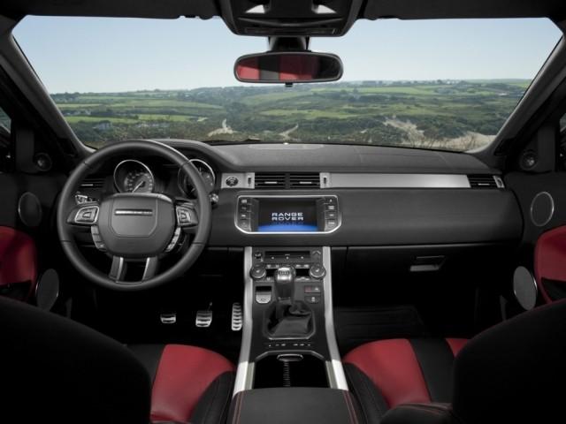 Land Rover Range Rover Evoque (2011–н.в.)