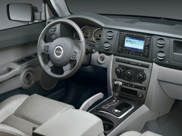 Jeep Commander (2005-2010) XK