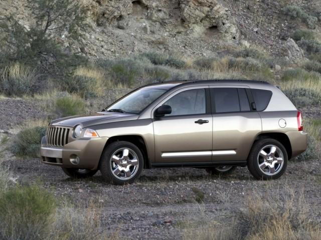 Jeep Compass I (2006-2010)
