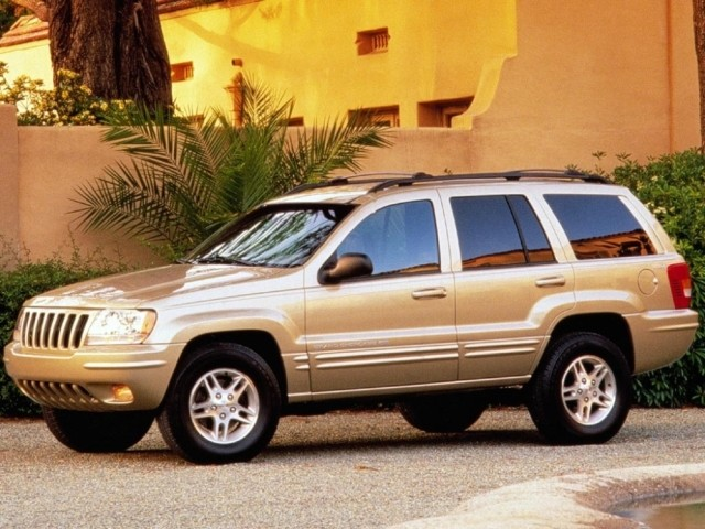 Jeep Grand Cherokee (1999-2005) WJ
