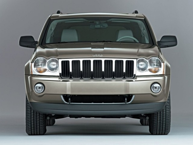 Jeep Grand Cherokee (2005-2010) WK