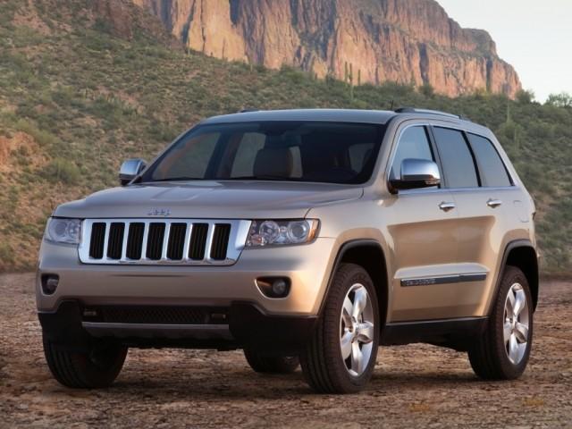 Jeep Grand Cherokee (2010-н.в.) WK2