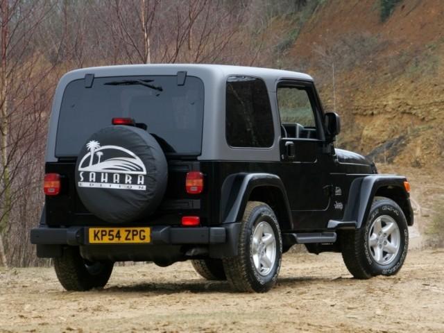 Jeep Wrangler (1997-2006) TJ