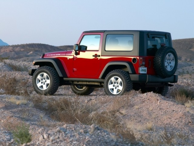 Jeep Wrangler (2006-н.в.) JK