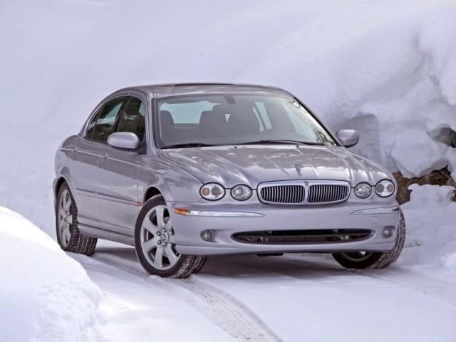 Jaguar X-type (2002-2009)
