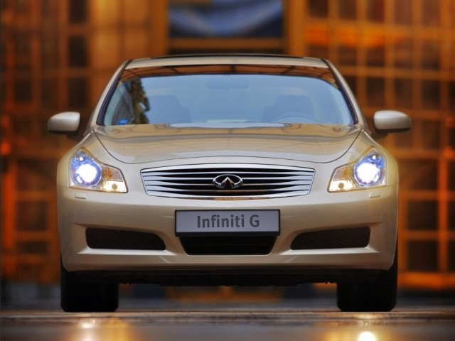 Infiniti G серии III (2006–н.в.)