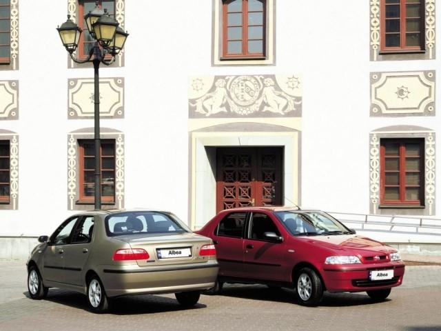 Fiat Albea (2002–2012)