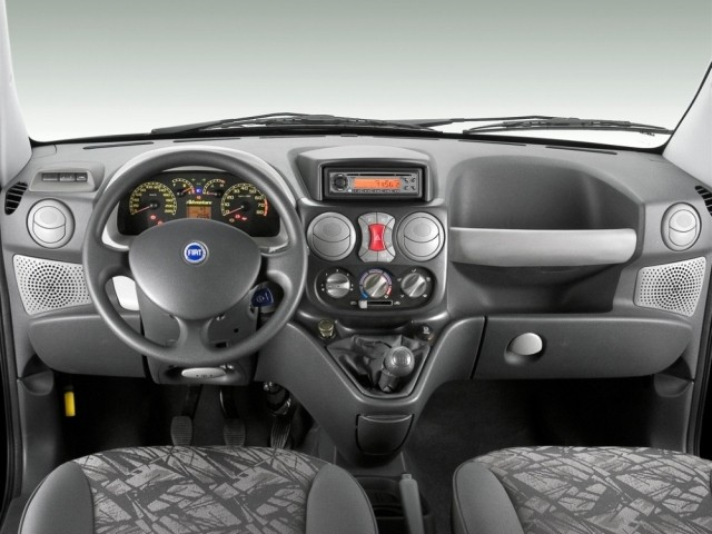 Fiat Doblo I (2000-2009)