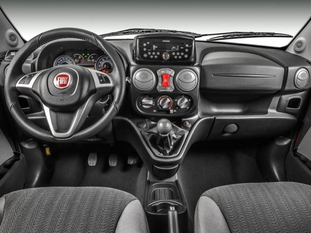 Fiat Doblo II (2009-н.в.)