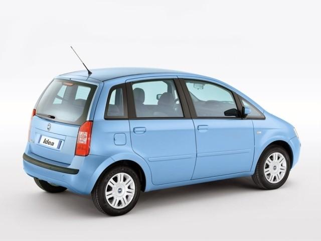 Fiat Idea (2003–2006) 350