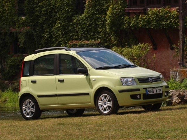Fiat Panda II (2003-2012) 196