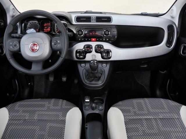 Fiat Panda III (2012-н.в.) 319