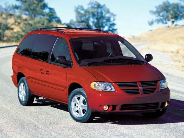 Doodge Caravan (2000-2007)