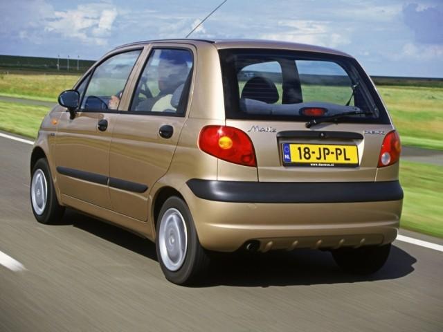 Daewoo Matiz (2000-н.в.)