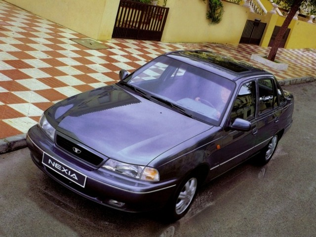 Daewoo Nexia (1994-2008)
