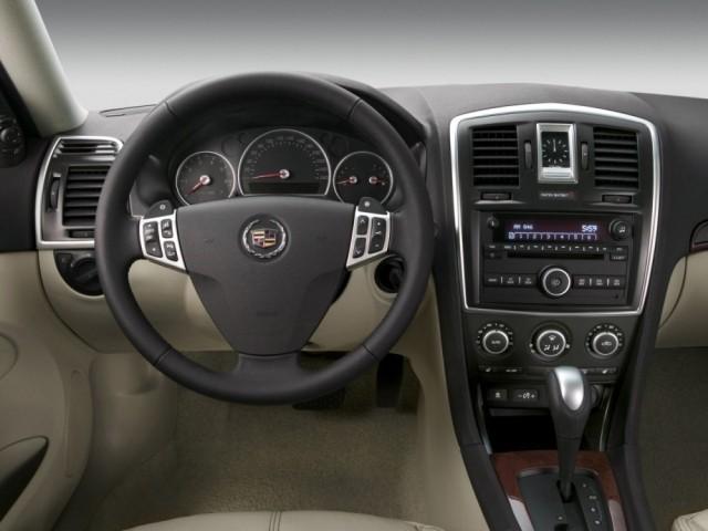Cadillac BLS (2005–2009)