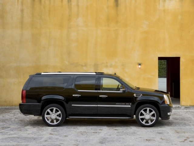 Cadillac Escalade (2007–2011)