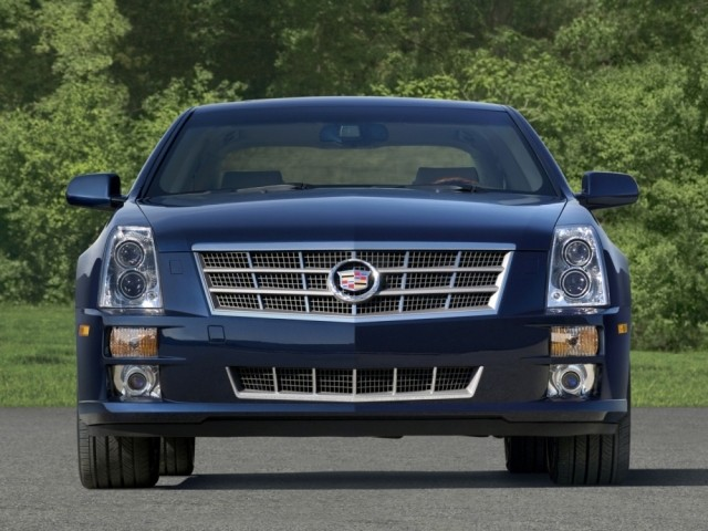 Cadillac STS (2005–2009)