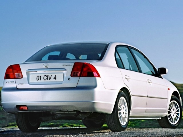 Honda Civic VII (2001-2006)