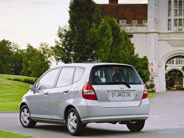 Honda Jazz I (2002-2008)