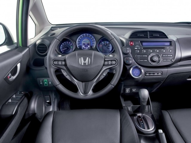 Honda Jazz II (2008-2013)
