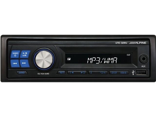 MP3-ресивер Alpine UTE-32RU