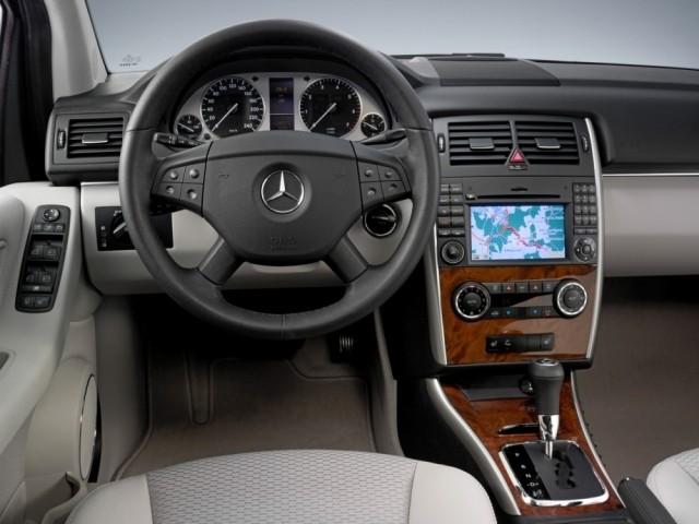 Mercedes Benz B класс (2004-2011) W245