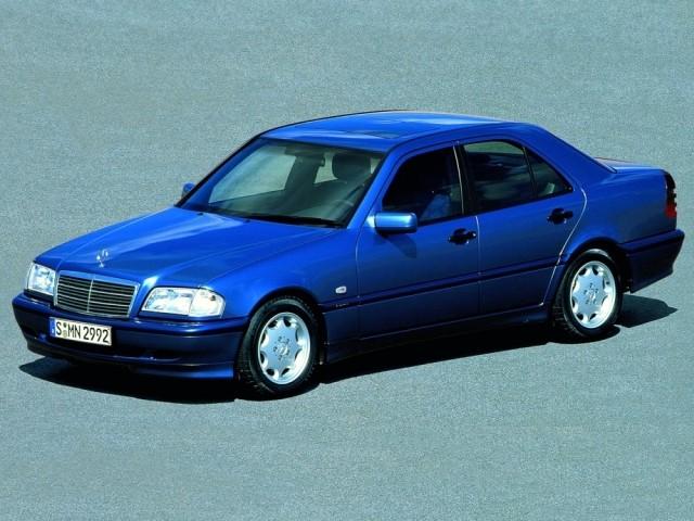 Mercedes Benz C класс (1993-2000) 202