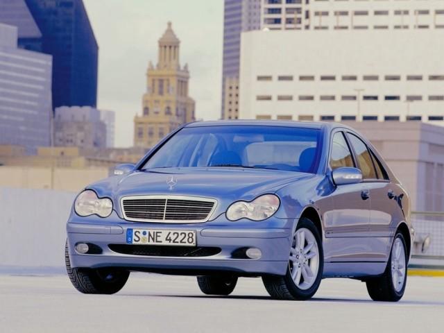 Mercedes Benz C класс (2000-2007) 203