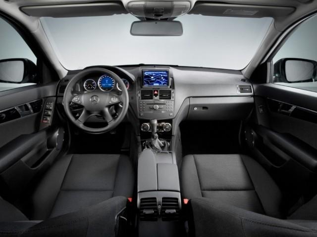 Mercedes Benz C класс (2007–2011) 204