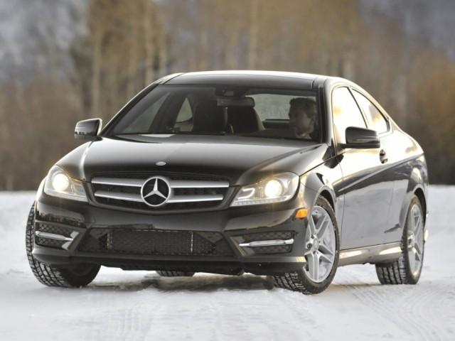 Mercedes Benz C класс (2011–н.в.) 204
