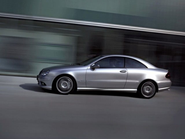 Mercedes Benz CLK класс (2002-2009) 209