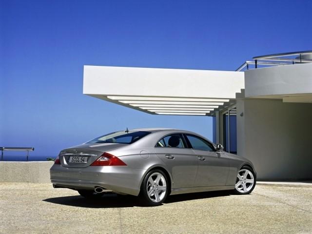 Mercedes Benz CLS класс (2003-2010) С219