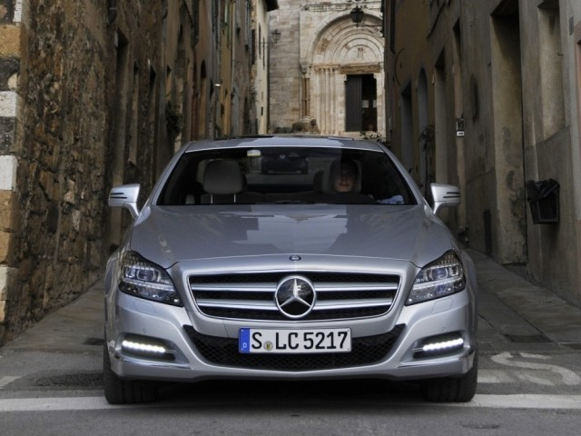 Mercedes Benz CLS класс (2009-2011) С218