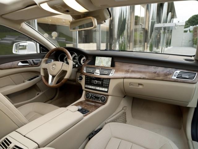 Mercedes Benz CLS класс (2011-н.в.) X218