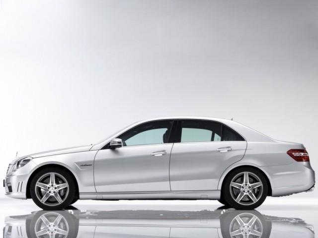 Mercedes Benz E класс (2009-2011) 212