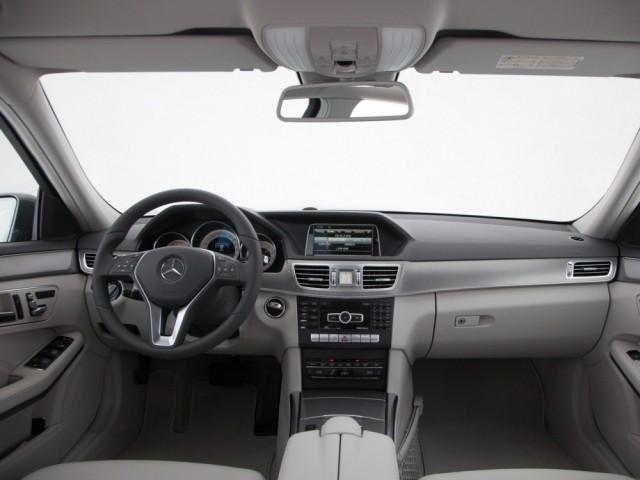 Mercedes Benz E класс (2011-н.в.) 212