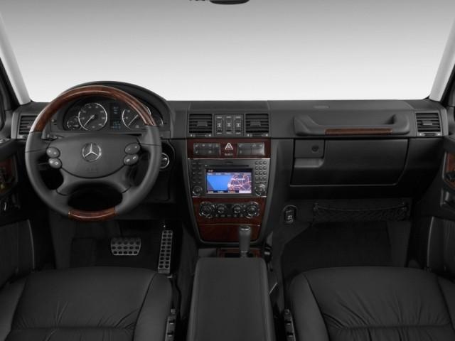 Mercedes Benz G класс (2007-н.в.) W463