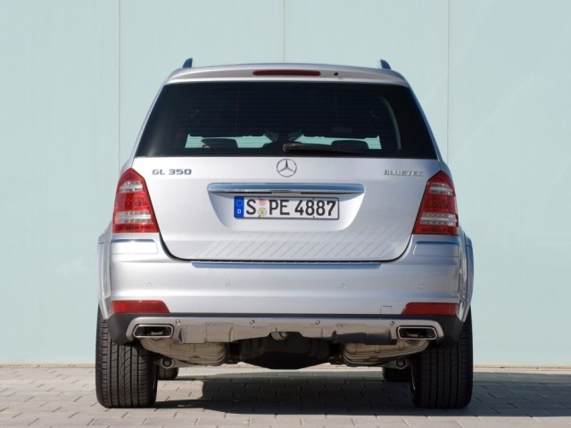 Mercedes Benz GL класс (2006–2012) X164