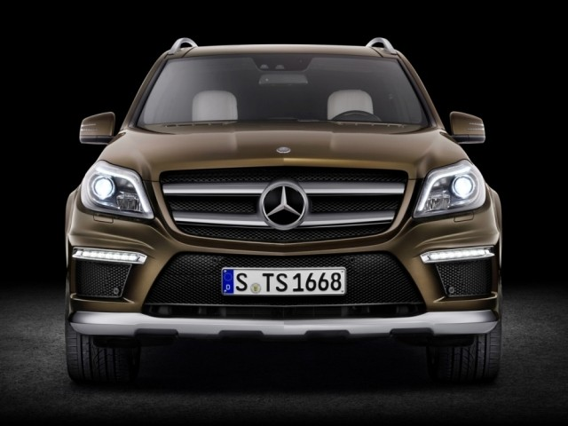 Mercedes Benz GL класс (2012-н.в.) X166