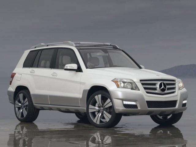 Mercedes Benz GLK класс (2008–н.в.) X204